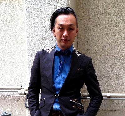 ファッションは世界共通語