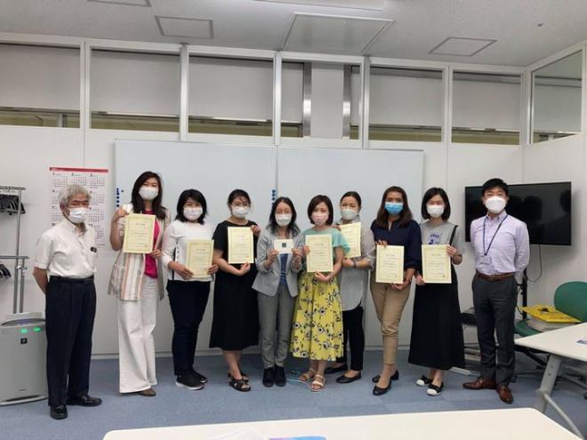 日本初!ミャンマー人限定プライベート認定「日本語教師」の誕生
