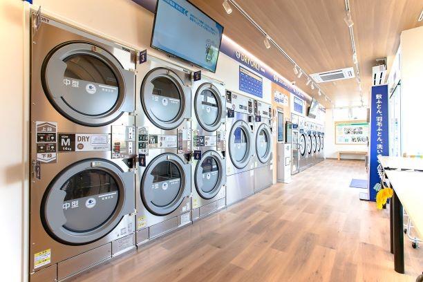 ブルースカイランドリー 愛知県と三重県に2店舗オープン