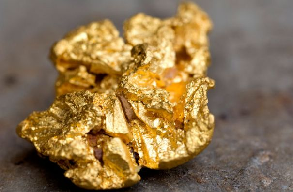 金の鉱脈を探せ