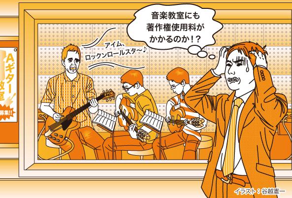 音楽教室での楽曲の利用もJASRACに著作権使用料を支払うの!?~演奏権の「公衆」にまつわる話