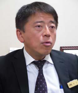 荒井昌成支店長兼練馬事務所長