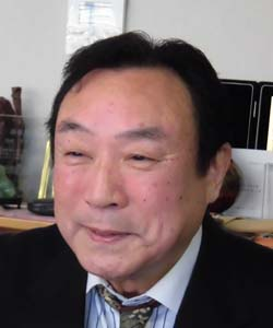 西村年博氏
