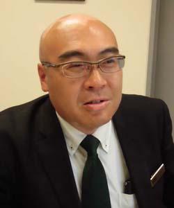 鳥沢朋孝支店長