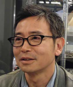 楠本修二郎氏