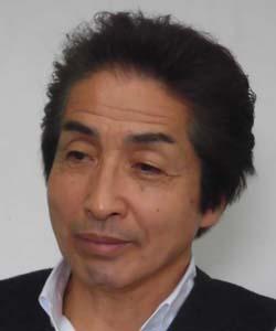 代表取締役 高水謙二氏