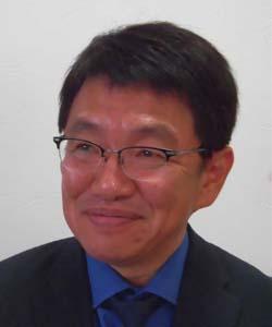 代表取締役 大熊英樹氏