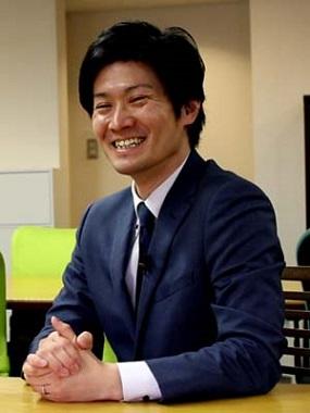 代表取締役CEO 空野正輝氏