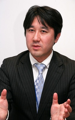 代表弁護士/CEO 木川務氏