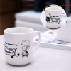 ノベルティグッズ制作事例のご紹介 「稲敷市の音楽教室が制作した、25周年記念のマグカップ」