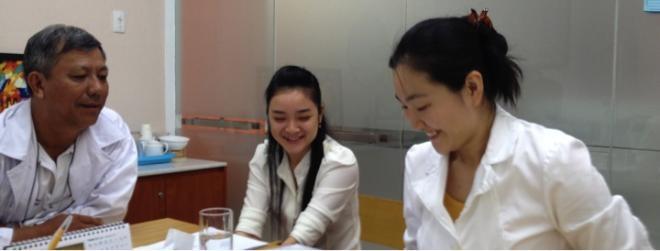 ベトナムで予防歯科の医院を作る