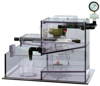 エッチングマシン 少量でも薬液テストが可能