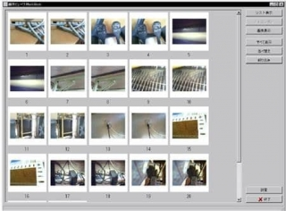 カメラシステム 目的・用途に応じカスタマイズが自在