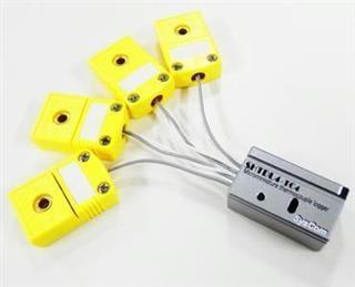 熱電対温度ロガー