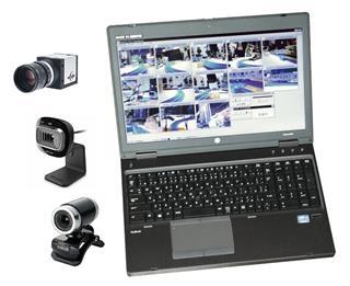 トラブル究明のカメラシステム