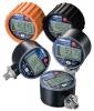 電池式デジタル圧力計