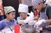 キッチンタウン・東京にて「うまみの体験教室」開催! 親子で豆腐作りに挑戦しました。
