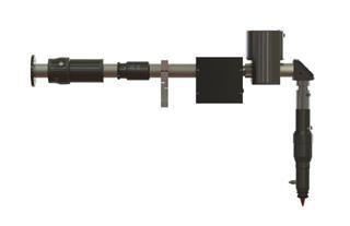 CO2レーザービーム 伝送システム