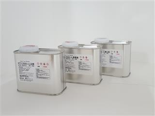 熱硬化型クリア塗料