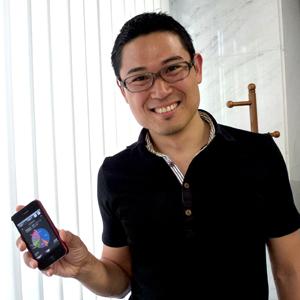 夢や目標の実現をお手伝いするアプリを、日本中へ、そして世界へ